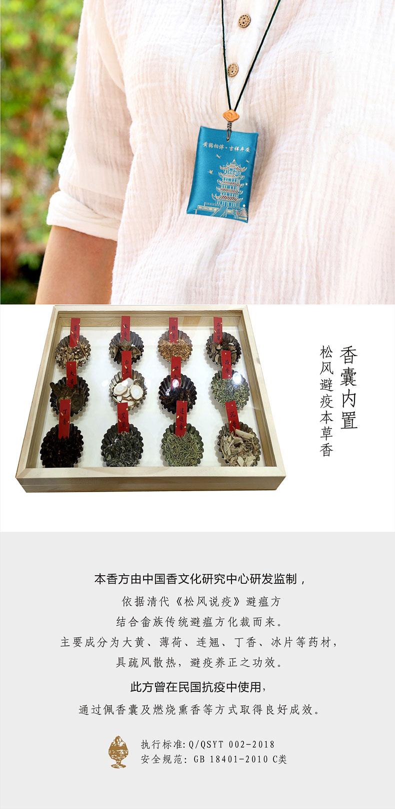 中国香文化研究中心研发监制