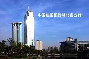 中国建设银行湖北省分行 案例