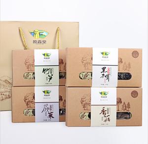 神农架山珍 美味礼盒
